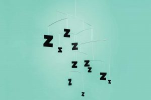 How does Modafinil cope with the sleep?