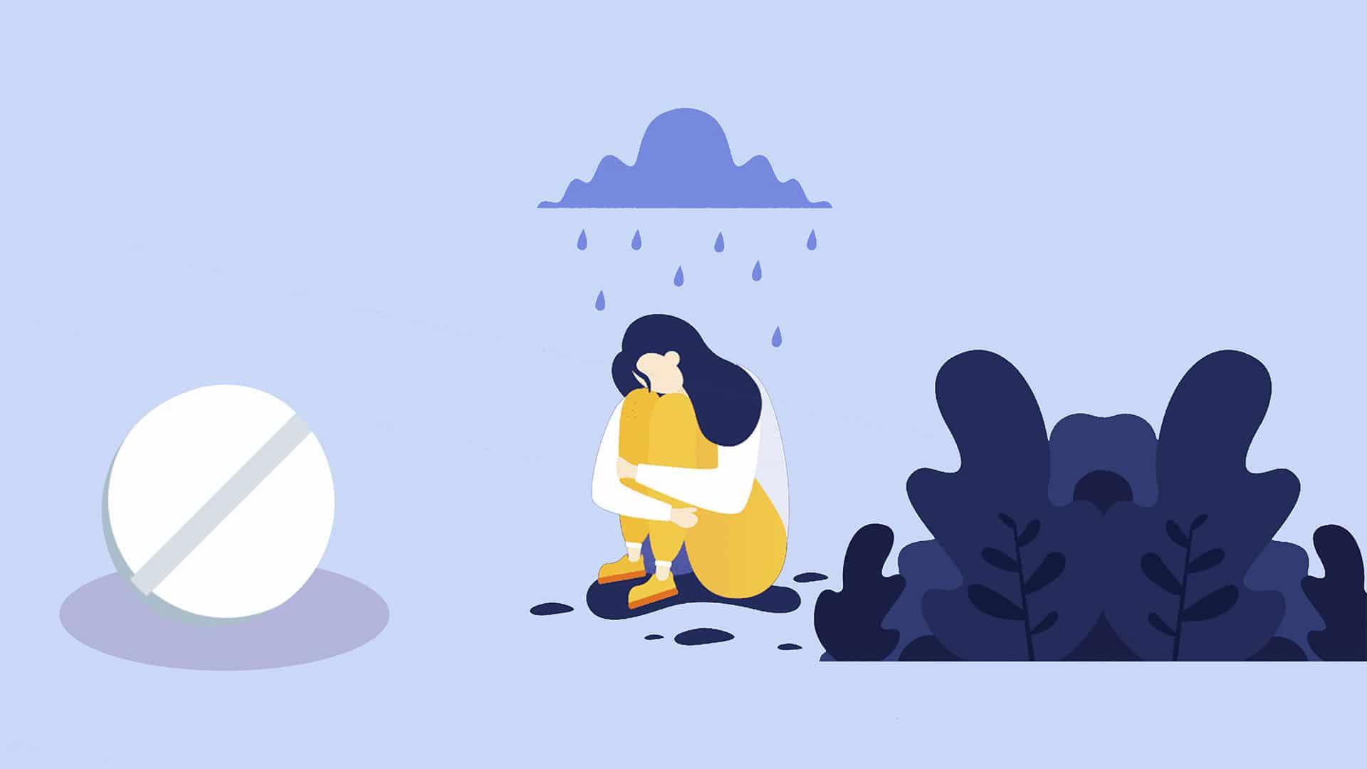 modafinil depression